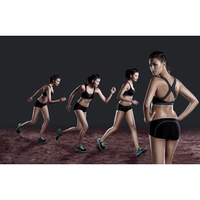 Anita Dynamix Star Sport BH Dames, black/anthracite